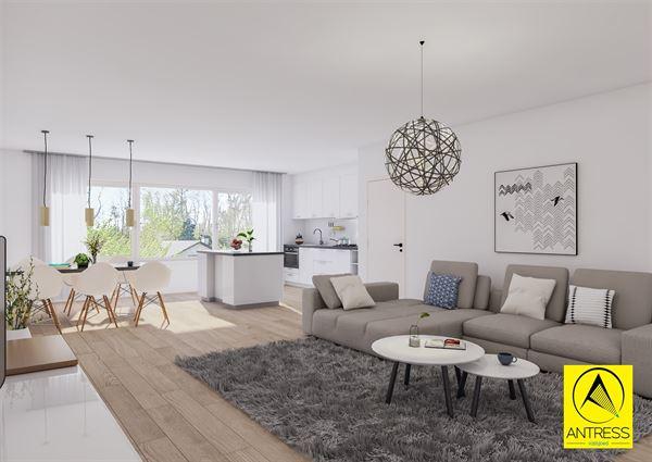 Appartement te 2650 EDEGEM (België) - Prijs € 199.500