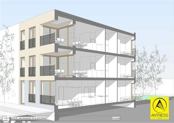 Project te 2610 WILRIJK (België) - Prijs € 399.000