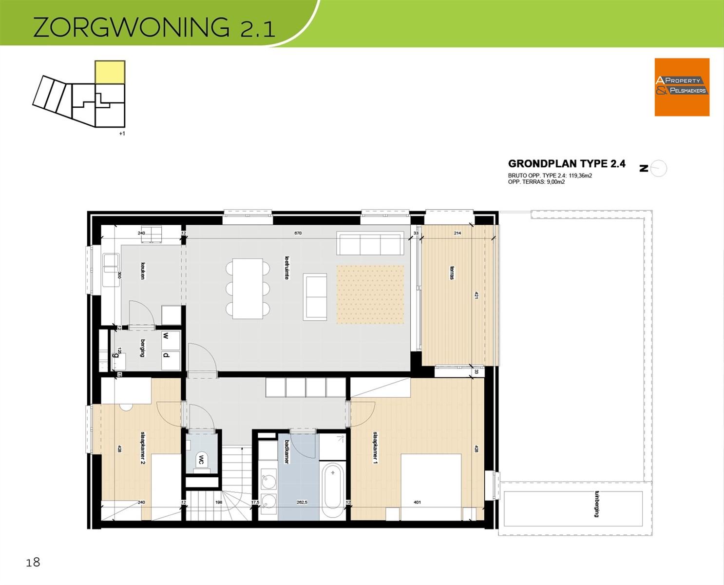 Foto 1 : Huis in 2250 Olen (België) - Prijs € 216.403