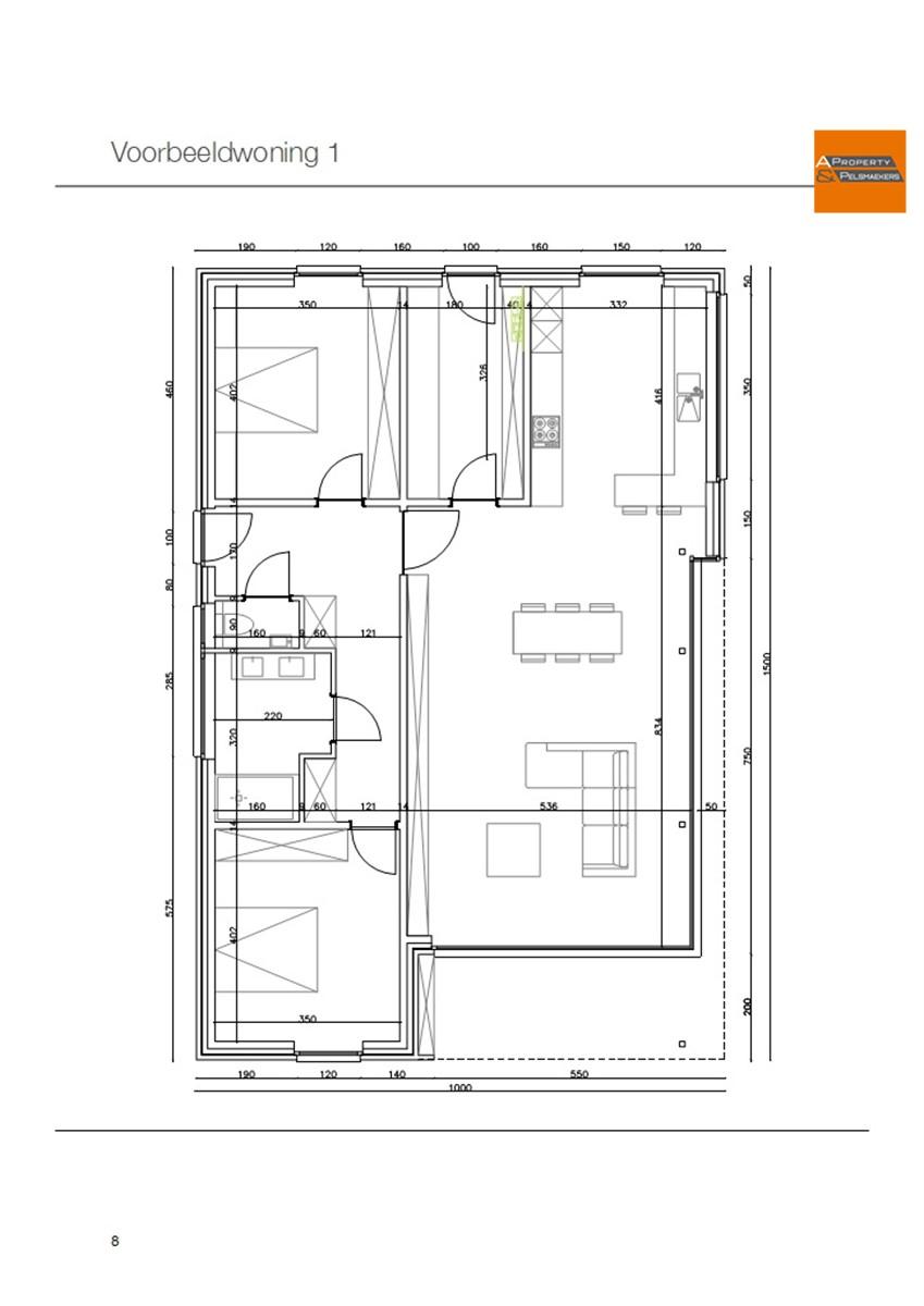 Foto 3 : Huis in 3140 KEERBERGEN (België) - Prijs € 547.200
