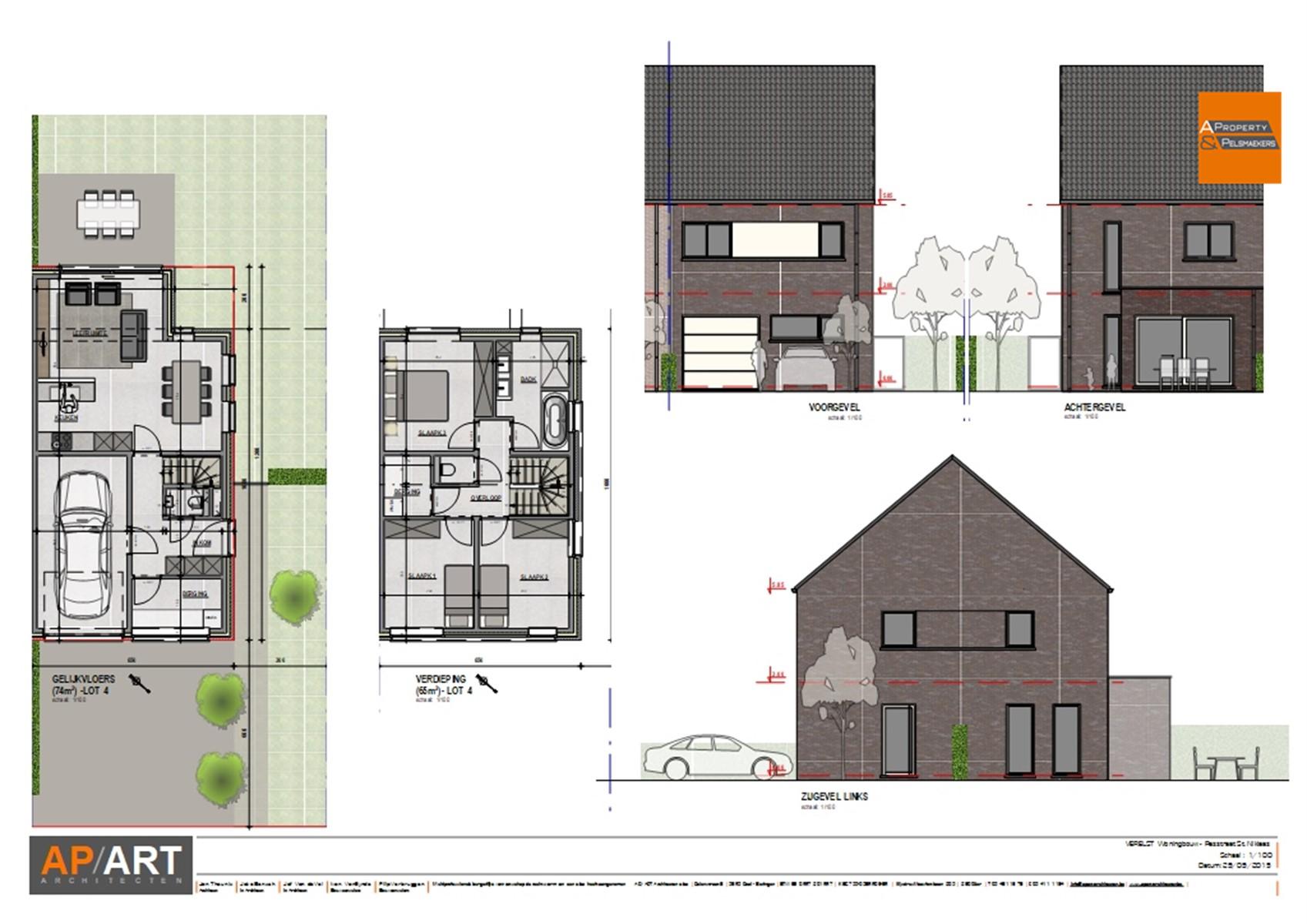 Foto 6 : Huis in 3150 HAACHT (België) - Prijs € 413.200