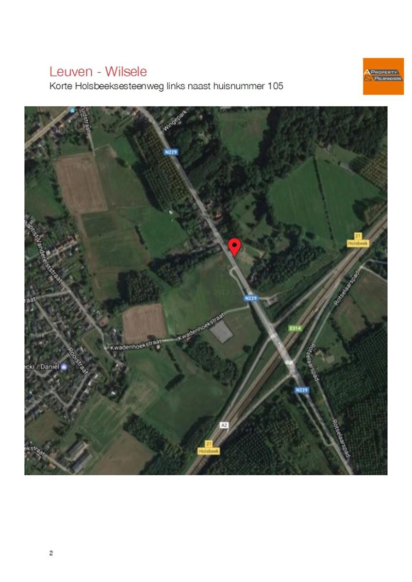 Foto 4 : Project in 3012 LEUVEN (België) - Prijs € 439.800