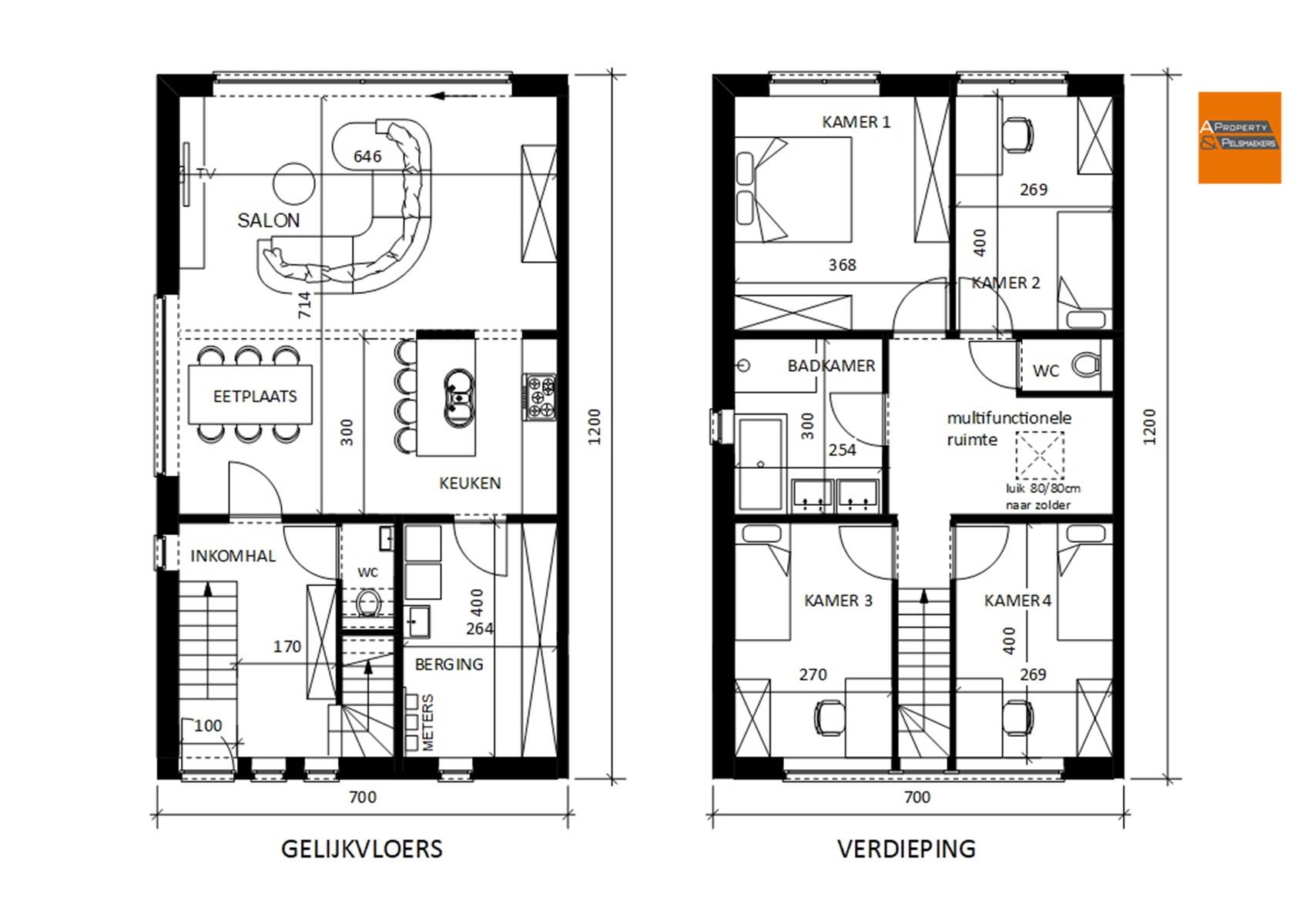 Image 2 : Maison à 3051 OUD-HEVERLEE (Belgique) - Prix 372.800 €