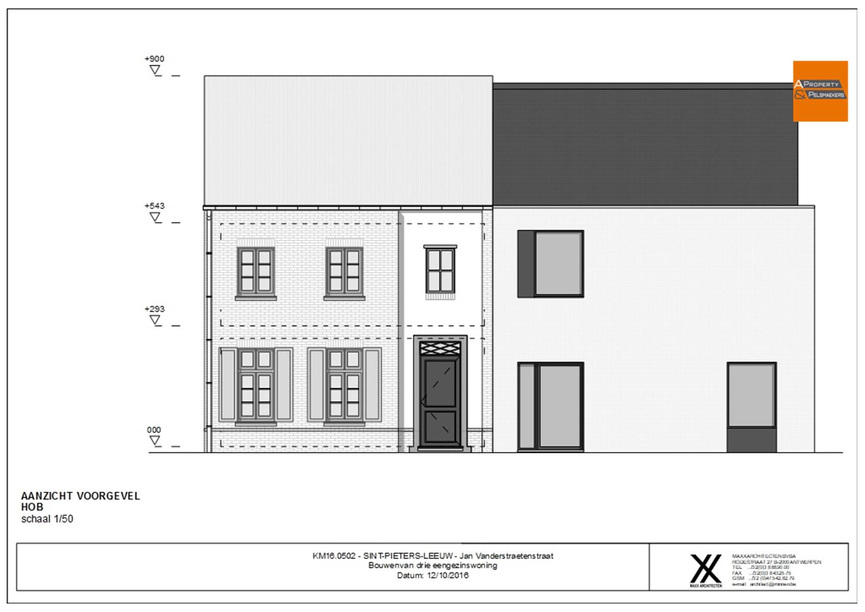 Image 5 : House IN 1600 SINT-PIETERS-LEEUW (Belgium) - Price 397.800 €