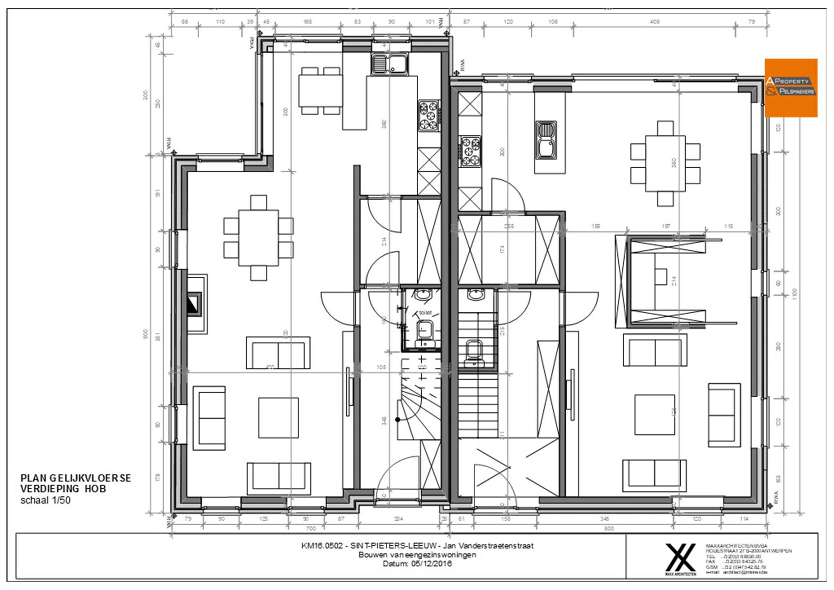 Image 6 : House IN 1600 SINT-PIETERS-LEEUW (Belgium) - Price 397.800 €
