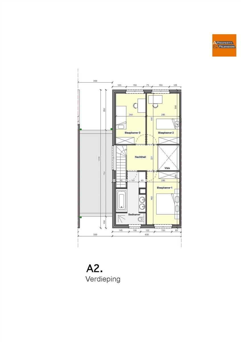 Foto 7 : Huis in 1701 DILBEEK (België) - Prijs € 357.500