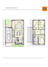Foto 9 : Huis in 1701 DILBEEK (België) - Prijs € 357.500