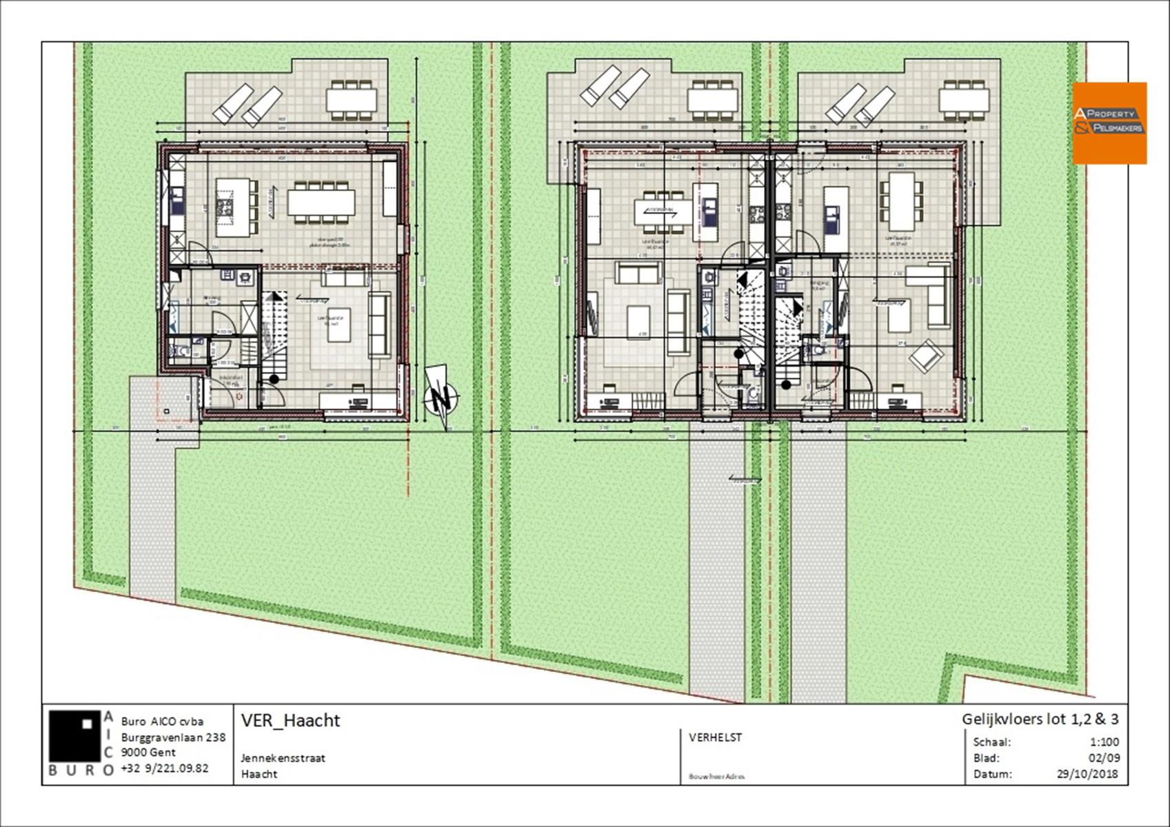 Image 4 : House IN 3150 HAACHT (Belgium) - Price 404.000 €
