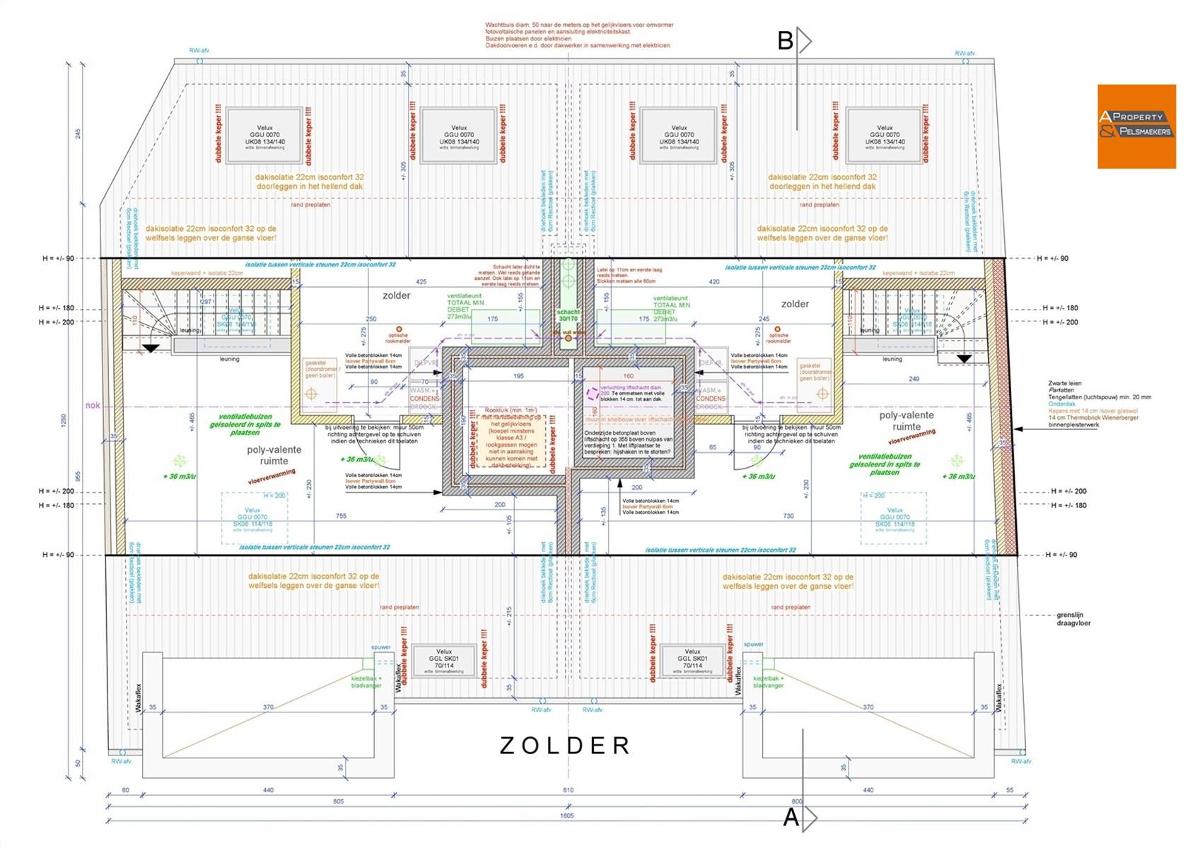 Foto 28 : Duplex/triplex in 3060 BERTEM (België) - Prijs € 319.000