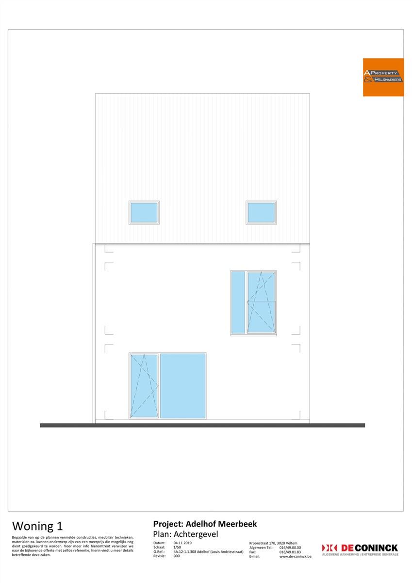 Image 13 : House IN 3078 MEERBEEK (Belgium) - Price 484.500 €