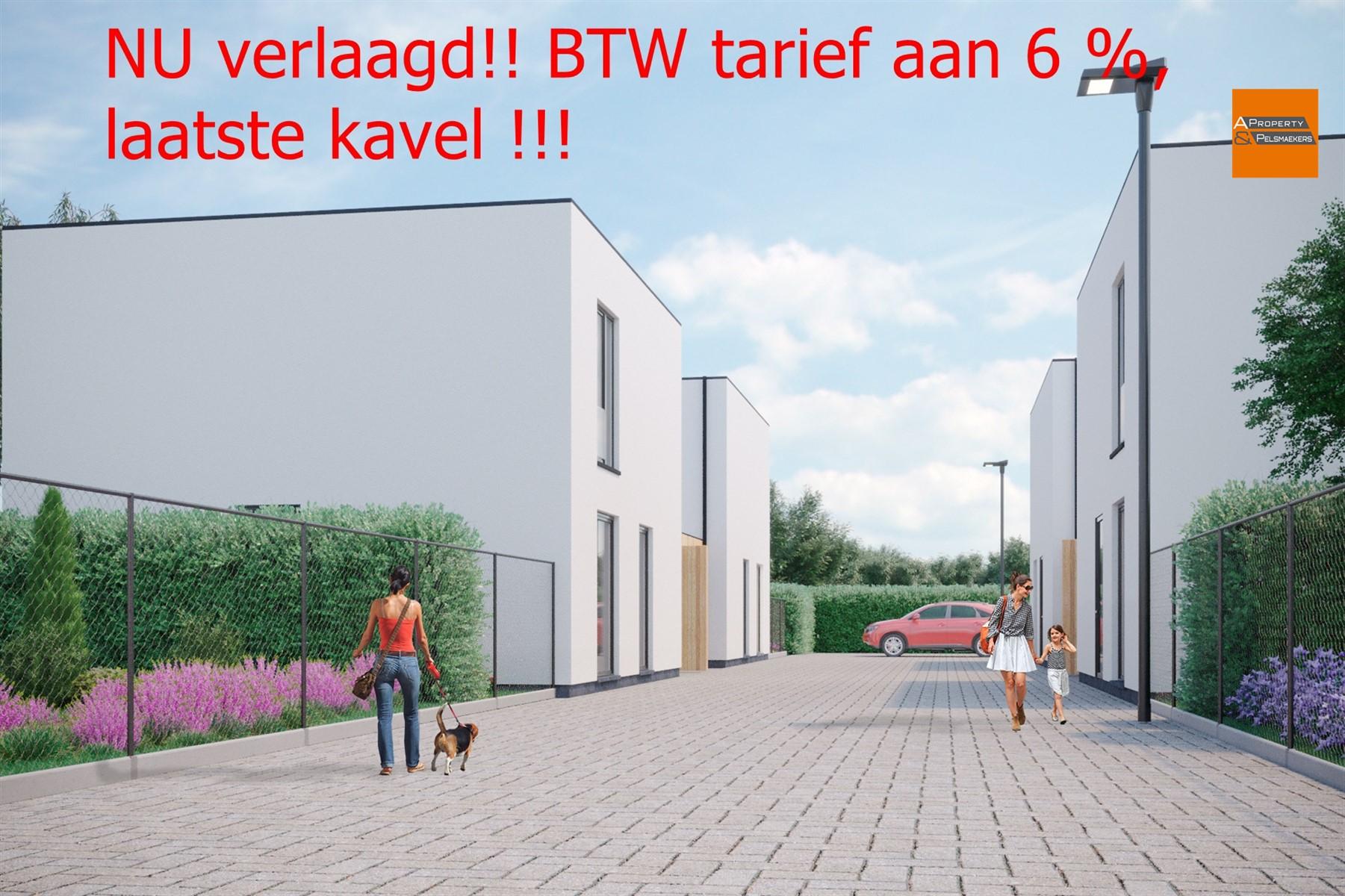 Projet immobilier : Adelhof  8 nieubouw energie zuinige woningen à MEERBEEK (3078) - Prix