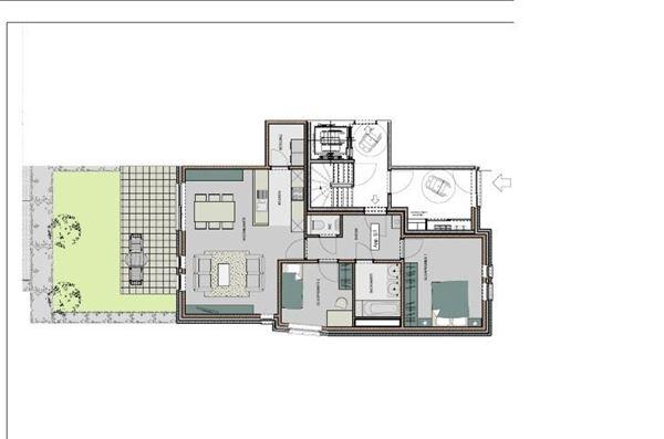 Appartement te Aalst Erembodegem