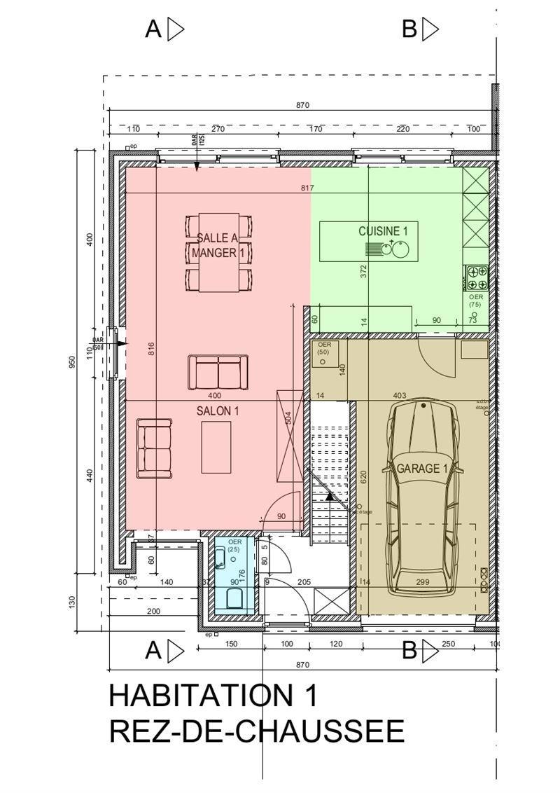 Image 2 : Maison à 7540 TOURNAI (Belgique) - Prix 250.000 €