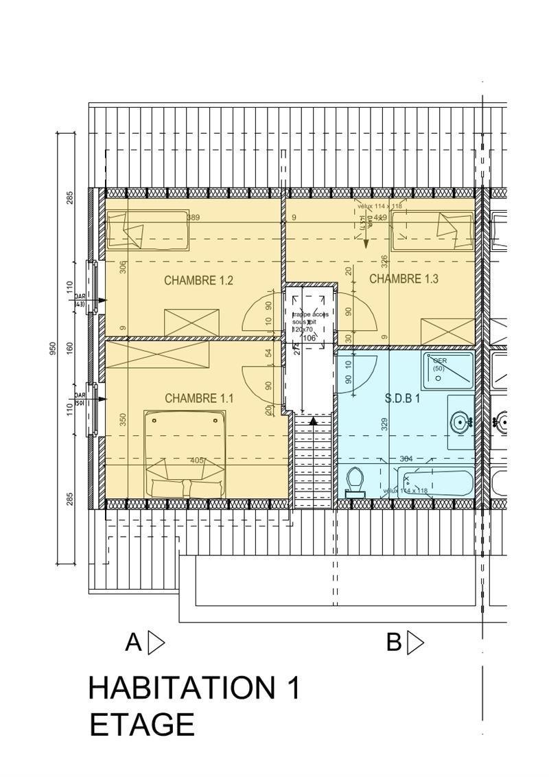 Image 3 : Maison à 7540 TOURNAI (Belgique) - Prix 250.000 €
