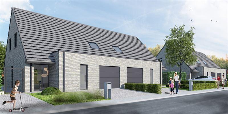 Projet immobilier : Kain Centre village - Rue des Ecoles à KAIN (7540) - Prix