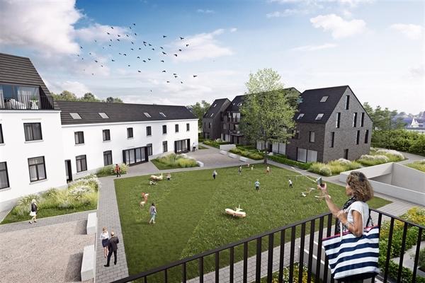 Schollaertshof: Nieuwbouw Appartementen