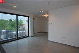 Modern nieuwbouw appartement met lift en terras te huur in Nieuwkerken-Waas