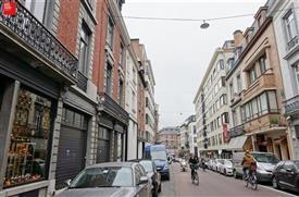 Dakstudio in histortisch centrum Gent