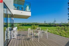 Appartement in Temse aan de Schelde.