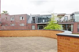 Centraal gelegen appartement met ruime terrassen te huur in de Pinte