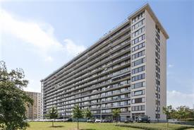 Appartement op strategische ligging met panoramisch uitzicht over Gent