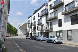 Goed gelegen penthouse te huur in Gent