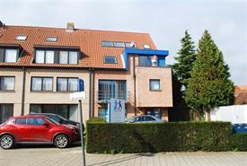 Te renoveren gelijkvloers appartement in Oostakker dorp