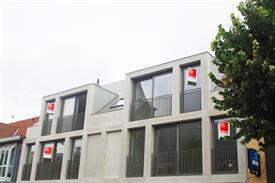 Modern nieuwbouw duplex te huur in Destelbergen