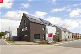 Knap afgewerkte nieuwbouwwoning met 4 slaapkamers te Temse.