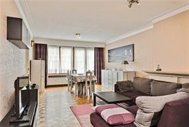Ruim 2 slaapkamer appartement vlakbij Gent-Sint-Pietersstation