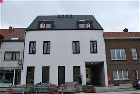 Nieuwbouw appartement centrum Temse