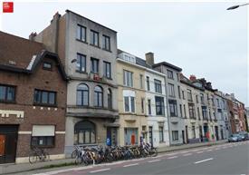 Ruim één slaapkamer appartement te huur in Gent