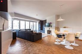 Ruim en instapklaar 2 slaapkamer appartement vlakbij het Sint-Pietersstation