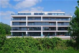 Nieuwbouw appartement met 2 slpk en prachtig zicht te huur in Destelbergen