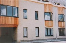 Appartement met twee slaapkamers en garage te huur in Heusden