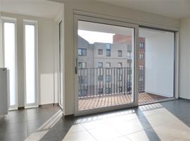 Recent één slaapkamer appartement te huur in Ledeberg