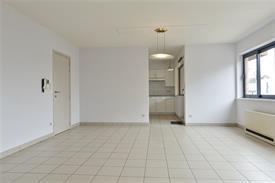 Goed gelegen appartement met ruime terrassen te huur in de Pinte
