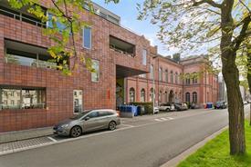 Recent 2 slaapkamer appartement centrum Gent aan de Visserij met zicht op het water aan de Visserij te koop