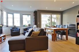 2 slaapkamer appartement met parkeerplaats te huur in Gent