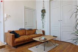 Authentiek appartement te huur in centrum Gent