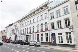 Gelijkvloerse studio te huur in Centrum Gent