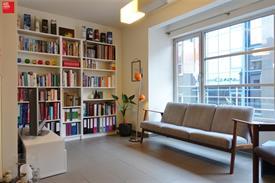 Knus appartement te huur aan Station Gent