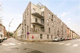 Recent ruim gelijkvloers 2 slaapkamer appartement te koop centrum Gent