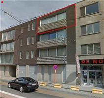 Ruim 2 slaapkamer appartement te huur in Gent