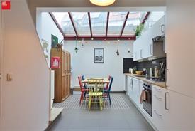 Kwalitatief gerenoveerde woning te huur in Gent