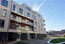 Penthouse gelegen aan de Schelde te huur in Gent