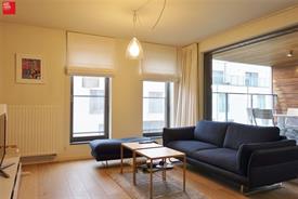 Gemeubeld 2 slp appartement met autostaanplaats aan Gent Zuiderpoort
