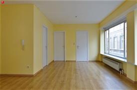 Goed gelegen één slaapkamer appartement te huur in Gent