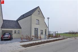 Nieuwbouw woning met tuin te huur in De Pinte