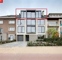 Prachtig duplex appartement met knap terras